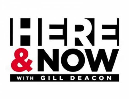 CBC Here and Now Interview with Gill Deacon April 2020
